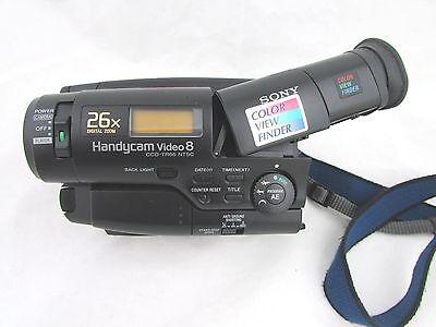 Запчасти для видеокамер Sony handycam video