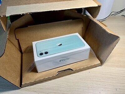 Brand New Sealed iPhone 11 - 64GB - Green (Unlocked) A2111 (CDMA + GSM)