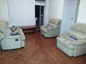 ARMCHAIR OR SOFA SET WITH LEG-PADS - 100% NEGOTIABLE Eastlakes Botany Bay Area Preview