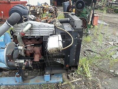 Perkins 1004-40ta Turbo Diesel Engine Aftercooled Rare Am 4.0 Cat 3054