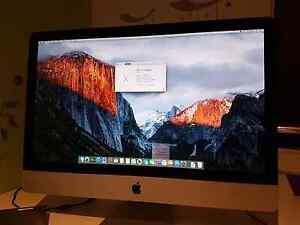 iMac 27inch (mid 2011) i5 3.1ghz, 2tb hdd, 16gb RAM. EL CAPITAN Gungahlin Gungahlin Area Preview