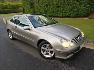 2004 Mercedes-Benz C180 Coupe