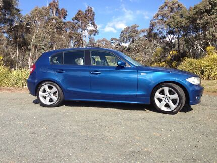 2005 BMW 120i Manual Sydney Blue Jerrabomberra Queanbeyan Area Preview