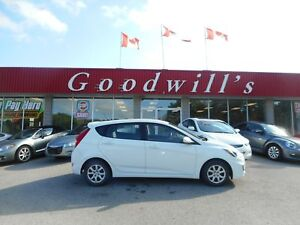 2014 Hyundai Accent GL! LOCAL TRADE! BLUETOOTH!