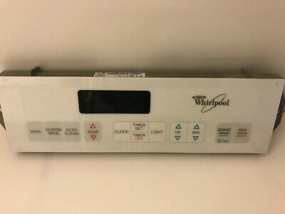 ***Whirlpool Range Oven Control Board with Display  6610060***