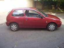 TOYOTA STARLET LIFE 130000KMS $2000 College Park Norwood Area Preview