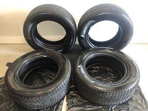 PIRELLI SCORPION winter tires 265/60 R18