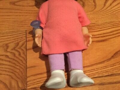 """MONSTERS INC. BABBLIN BOO TALKING DOLL 12"""" Spinmaster Toys for sale  Canada"""