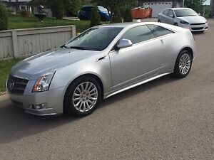 Clean and beautiful 2011 Cadillac CTS4 coupe