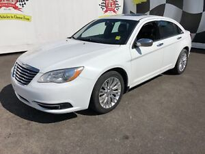 2013 Chrysler 200 Limited, Automatic, Leather, Bluetooth,