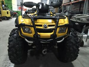 Can Am  outlander 650 max  in excellent condition!