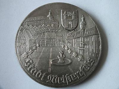 Medaille, Stadt Weißenfels, DDR, Top Zustand!