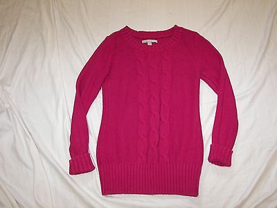 Old Navy Sweater - Jrs. M - Magenta - Rabbit Hair Blend for sale  Wimberley