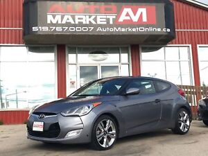 2013 Hyundai Veloster Tech, Alloys, Sunroof, WE APPROVE ALL CRED