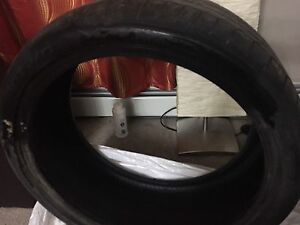 20 inch Nitto Tires
