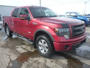 2013 Ford F-150 FX4 Nav, Command Start, Sun Roof