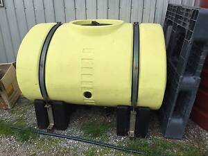 Transportable baffled water tank Delamere Yankalilla Area Preview