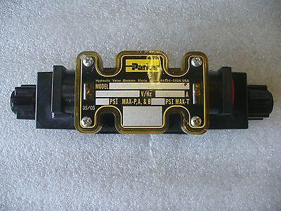 Parker Hydraulic Valve Div Solenoid Valve D1vw001cnycf5