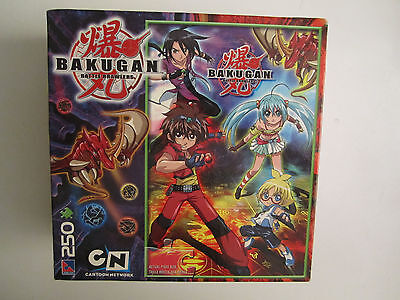 Bakugan Battle Brawlers Puzzle (NEW SEALED Bakugan Battle Brawlers 250 Piece Puzzle - Dan )