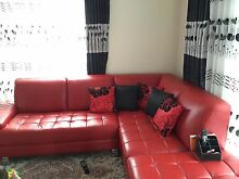 4 seater leather sofa Sunshine Brimbank Area Preview