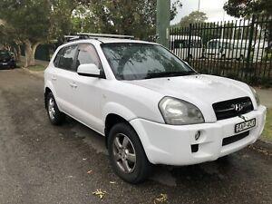 2007 Hyundai Tucson (make an offer)