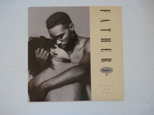 Father MC Close to You LP Record Photo Flat 12x12 Poster