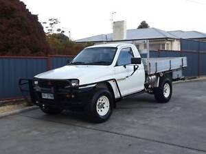 1998 Mitsubishi Triton Turbo Diesel *SUPER LOW KMS* Margate Kingborough Area Preview