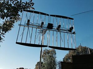 TV ANTENNA-super HIGH GAIN UHF -16dB FOR FRINGE AREAS