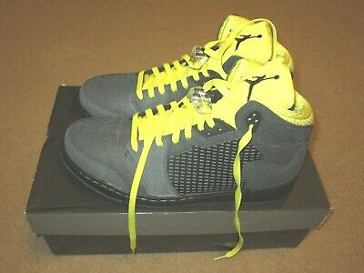 Jordan Prime 5 Mens size 13 Black & Yellow Perfect Condition