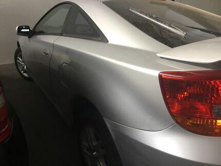 2000 Toyota celica sx