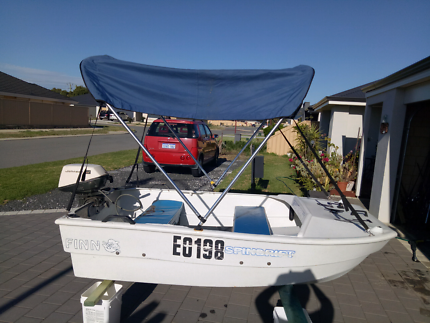 2.4m Dinghy (selling cheap)