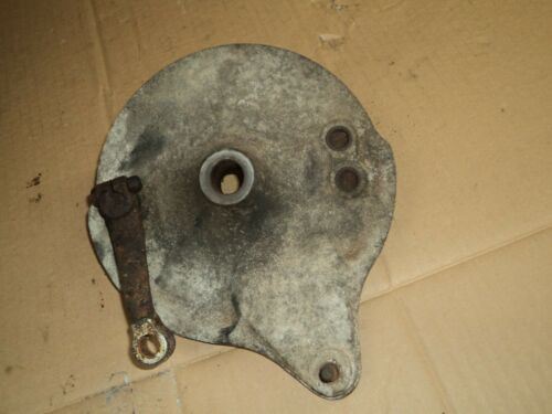 HONDA CB750 K OHC SOHC REAR DRUM BRAKE PLATE WITH ARM,