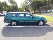 1999 Ford Falcon Futura Station Wagon Forest Hill Whitehorse Area Preview