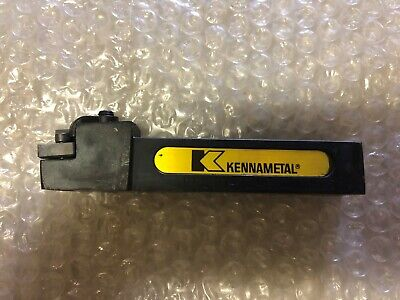New Kennametal Lathe Tool Holder 124b Square Shank Indexable