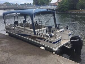Pontoon Boat | Kijiji in Kawartha Lakes  - Buy, Sell & Save