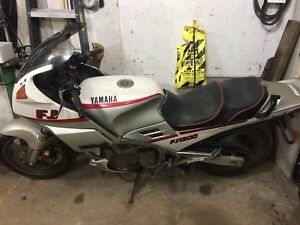 FJ1200 parts bike no motor $600