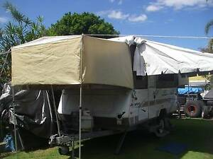 2005 Jayco Crestmead Logan Area Preview
