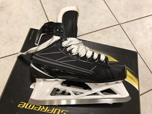 Bauer S170 Jr Goalie Skates (New) size 3
