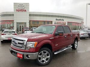 2014 Ford F-150 XTR Ecoboost 4X4 - One-Owner / Dealer Certified