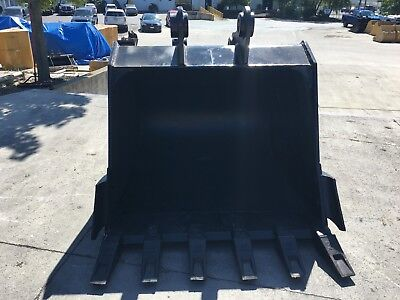 New 54 Link-belt 210lx Excavator Bucket W Coupler Pins