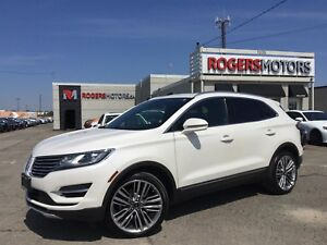2015 Lincoln MKC   2.3 AWD - NAVI - PANO ROOF - REVERSE CAM
