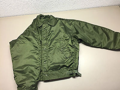 US NAVY Deck Jacket A-1 1964!!! Vietnam Jacket, Insulated, Extreme Cold Weather