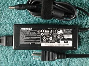 Power chords from a Toshiba laptop email for details