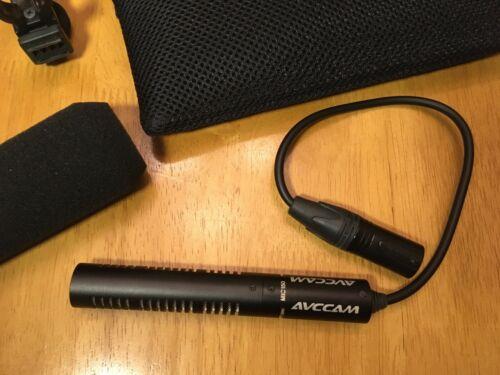 Panasonic AVVCAM MIC150 XLR On-Camera Shotgun Microphone