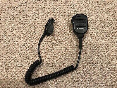 Truncking Heavy Duty Public Safety Shoulder Speaker Microphone for Yaesu Vertex