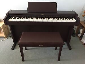 roland digital piano gumtree australia free local classifieds. Black Bedroom Furniture Sets. Home Design Ideas
