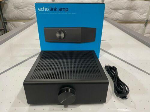 Amazon Echo Link Amp - Black