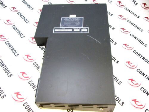 ALLEN BRADLEY - 1772-SD2 - REMOTE I/O SCANNER DISTRIBUTION PANEL PLC-2
