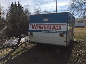 Pretty Well Genuine Wannabango Camper Trailer