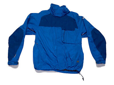 Mens Helly Hansen Tech XP Extreme Weather Waterproof Protection Sz L Jacket EUC!